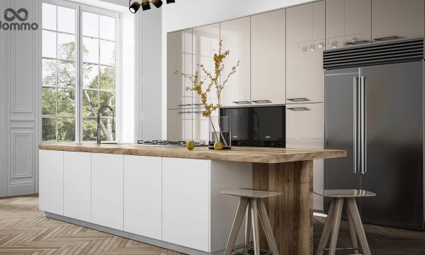 Ideas para apostar por un diseño de cocina vanguardista